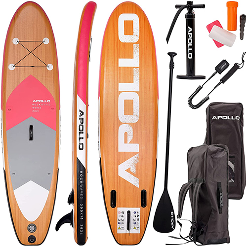 Apollo Gonfiabili Paddle Surf Boards - Best Paddle Surf Boards